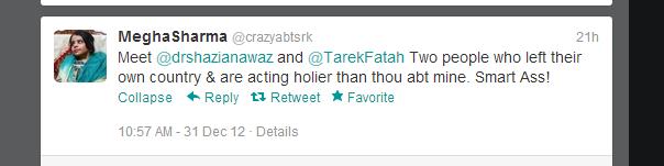 Owning the Delhi Rape Case Reaction of Indians - Tarek Fatah